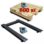 Весы «Циклоп» паллетные до 600 кг