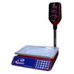 Весы «Олимп 1» торговые электронные со стойкой НПВ до 3 кг