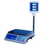 Весы «Витрина 3А» торговые электронные со стойкой НПВ до 15 кг
