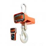 Крановые весы «ВЭК-5000 ЛАЙТ с дублированием показаний на пульт» 5 т (5000 кг)