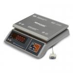 Фасовочные настольные весы M-ER 326AFU-6.01 POST II LED RS-232