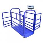 Весы «Живой вес» для взвешивания МРС до 600 кг 1500х800 мм